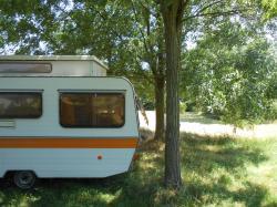 Caravane rétro Les Soleillas 3