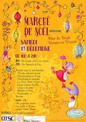 Marche Noël Vernoux 2014 Ardèche