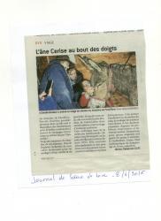 Article formation Shiatsu équin ânes Bourgogne